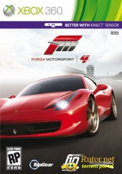 Forza Motorsport 4 [PAL / RUSSOUND] (COMPLEX) (XGD3) (LT+3.0)