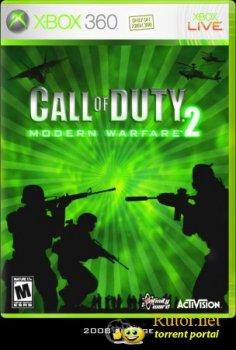 [XBOX360] Call of Duty: Modern Warfare 2 (2009) RUS|LT+3.0