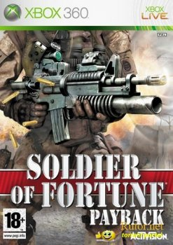 [XBOX360] Soldier of Fortune Payback (2007) RUS