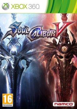 SoulCalibur V [Region Free /RUS] (XGD3) (LT+ 3.0)
