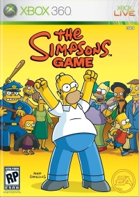 [XBOX 360] The Simpsons Game