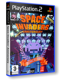 [PS2] SPACE INVADERS ANNIVERSARY