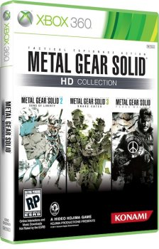 METAL GEAR SOLID HD COLLECTION [PAL][ENG](XGD3) (LT+ 3.0)