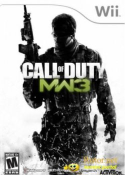 [Wii] Call Of Duty Modern Warfare 3 (2011) [ENG]