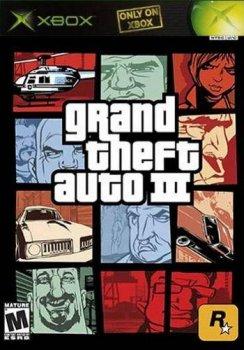 [Xbox]Grand Theft Auto 3