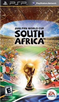 (PSP) 2010 FIFA World Cup South Africa