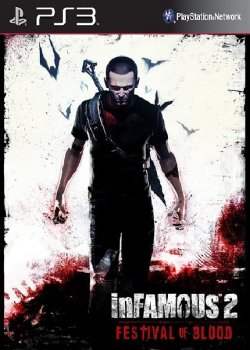 [PS3] InFamous 2 Festival of Blood [USA/ENG] [3.55] (FULL)