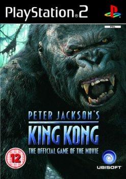 [PS2] King Kong [Русский] (2005)[PAL]