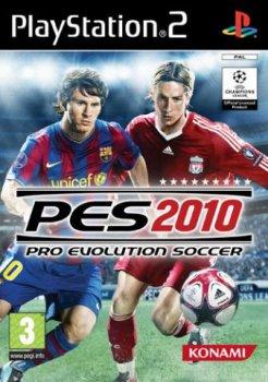[PS2] Pro Evolution Soccer 2010 [PAL][Multi5] (2009)