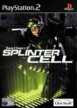 [PS2] Tom Clancy's Splinter Cell [NTSC] [ENG] (2003)