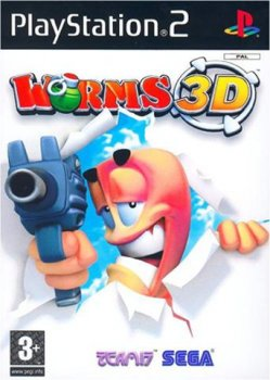 [PS2] Worms 3D [PAL] [Eng] (2003)