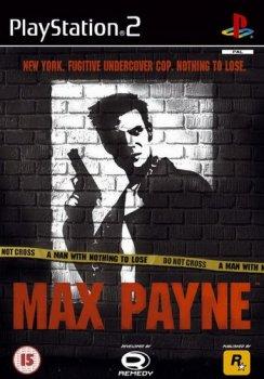 [PS2] Max Payne [Русский] (2001)[PAL]