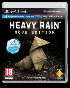 [PS3] Heavy Rain: Move Edition (2010) RUS