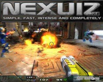Nexuiz — трехмерный онлайн шутер от первого лица