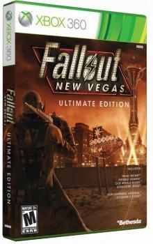 [Xbox 360] Fallout: New Vegas. Ultimate Edition (2012) [PAL][NTSC-U][ENG]