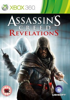 [XBOX360]Assassins Creed: Revelations[PAL][RUSSOUND] (XGD3) (LT+ 2.0) [2011/Rus]