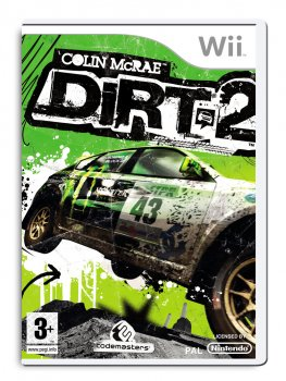 [Wii] Colin McRae: DiRT 2 [Multi 5][PAL][2009]
