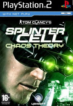 [PS2] Tom Clancy`s Splinter Cell Chaos Theory [RUS]
