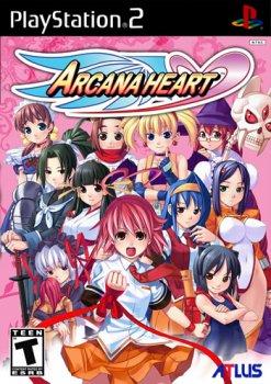 [PS2] Arcana Heart [RUS\ENG]