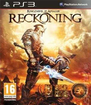 [PS3] KINGDOMS OF AMALUR: RECKONING [EUR][ENG]