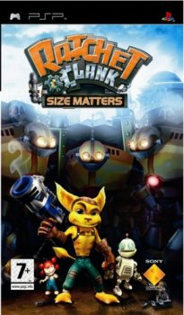 [PSP] Ratchet and Clank Size Matters [2007, Action]