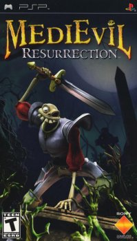 [PSP] MediEvil: Resurrection [2006, Приключения]