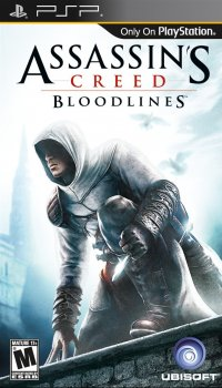 [PSP] Assassin's Creed: Bloodlines [2009, Action][RUS]