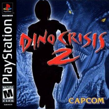 Dino Crisis конвертирован для psp