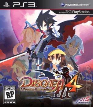 [PS3] Disgaea 4: A Promise Unforgotten (2011) [FULL][ENG]