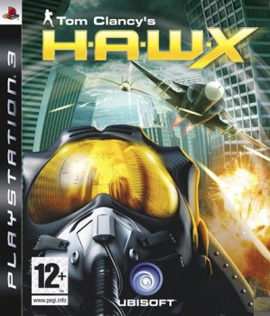 [PS3] Tom Clancy's H.A.W.X (2009)[ENG][FULL]