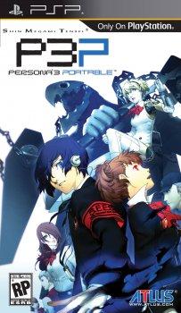 [PSP] Shin Megami Tensei: Persona 3 Portable [2010, JRPG]