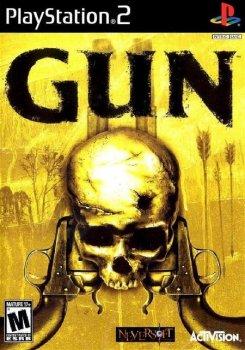 [PS2] Gun / Пистолет (2005) PS2