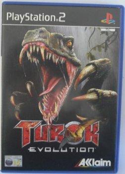 [PS2] Turok Evolution / Турок: Эволюция (2004)