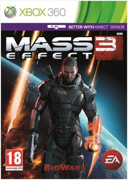 [XBOX360] Mass Effect 3 (2012) RUS | DEMO