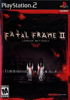 [PS2] Project Zero 2 : Crimson Butterfly (Fatal Frame 2) [Multi5]