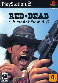 [PS2] Red Dead Revolver [ENG]