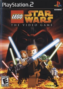 [PS2] LEGO Star Wars: The Video Game [RUS]