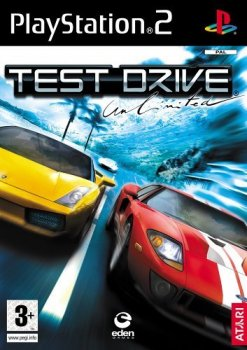 [PS2] Test Drive Unlimited [RUS]