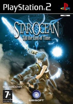 [PS2] Star Ocean: Till The End Of Time [PAL/ENG]