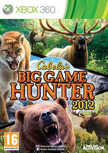 Cabela's Big Game Hunter 2012 (2012) [ENG/FULL/PAL/NTSC-U] XBOX360