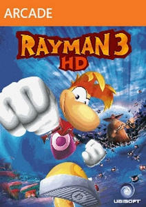 Rayman 3 HD (2012) [ENG/FULL/Freeboot][JTag] XBOX360