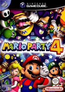 Mario Party 4 (2011) [PAL, ENG/Multi5] GameCube