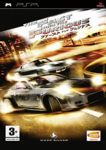 The Fast and the Furious: Tokyo Drift /ENG/ [ISO] PSP