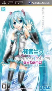 Hatsune Miku Project Diva Extend + OST's, Arts and MORE! [ENG v0.3]NEW! (2011)