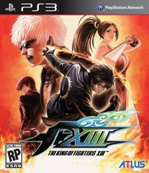 The King of Fighters XIII [EUR/ENG] [TB]