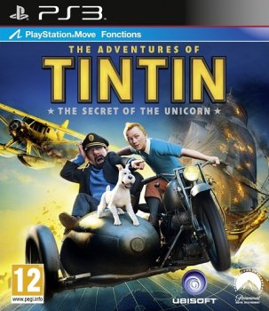 The Adventures of Tintin The Secret of the Unicorn [EUR/ENG] [TB]