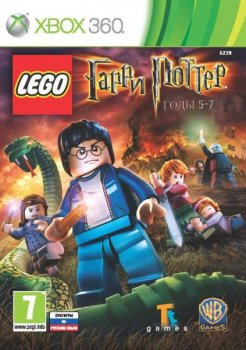 Lego Harry Potter Years 5-7 [PAL / RUS] (XGD3) (LT+ 3.0)