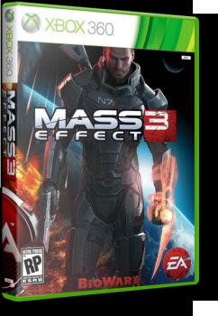Mass Effect 3 [Region Free/RUS] [XPG] (XGD3) (LT+ 3.0)