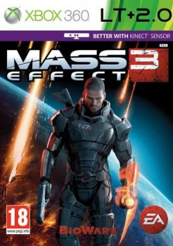 Mass Effect 3 [Region Free / RUS] (LT+2.0)