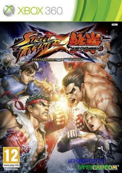 Street Fighter X Tekken [ Region Free / RUS ]